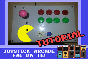 [Tutorial] Come creare un JoyStick Arcade USB fatto in casa