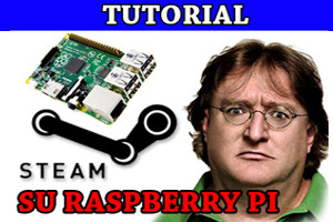 [Tutorial] Come giocare i giochi di Steam in streaming su Raspberry Pi
